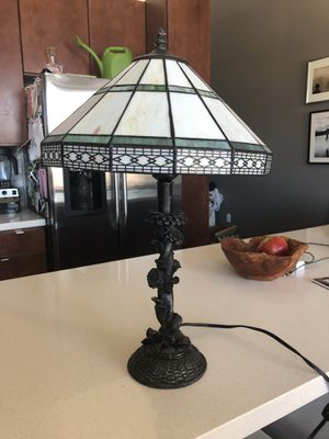 Stained Glass Table Lamp for Sale in Austin, TX
