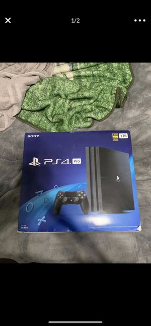 Ps4 Pro 2Tb for Sale in Bell Gardens, CA