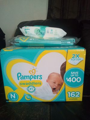 $35 Pampers Bundle,. for Sale in Houston, TX