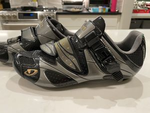 Giro Women's Road Cycle Bike Shoes - 37 for Sale in Milwaukie, OR