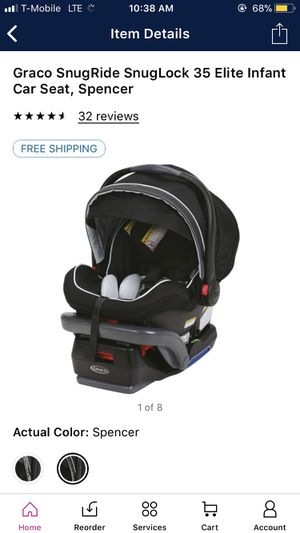 Graco infant car seat $40 for Sale in Las Vegas, NV