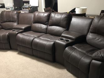 Reclining Sectional Theater Seating for Sale in Keller,  TX
