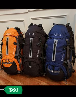 Duraton 50L Hiking Daypack Backpack for Sale in Bothell, WA