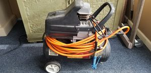 Air Compressor-2HP 8 Gallon for Sale in South Whitley, IN