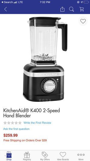 Kitchen aid blender for Sale in Oakland, CA