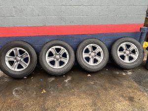 "18"" Stock Jeep Wheels for Sale in Richmond, VA"
