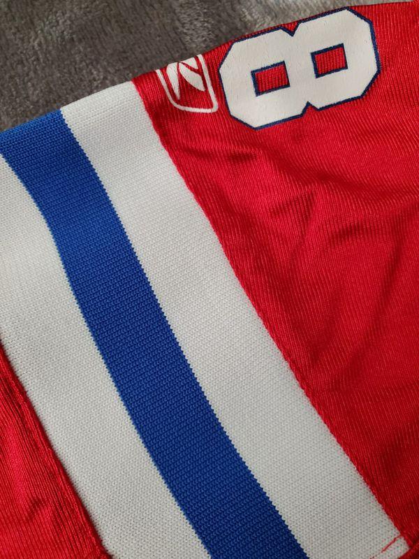 Kids Patriots jersey throwback youth medium.