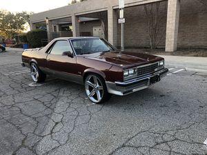 1986 Chevrolet EL Camino for Sale in Long Beach, CA