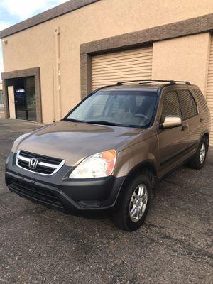 4wd AWD 2003 HONDA CRV CR-V Super Economical SUV for Sale in Phoenix, AZ