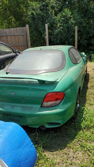 2000 Hyundai Tiburon for Sale in Cypress, TX