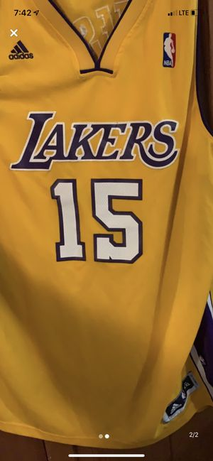 Ron artest lakers jersey for Sale in Gig Harbor, WA