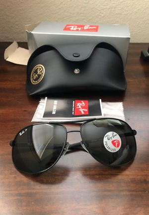 Ray Ban sunglasses (never worn) for Sale in San Diego, CA