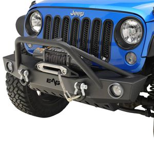 Jeep Jk Front Bumper for Sale in Tampa, FL