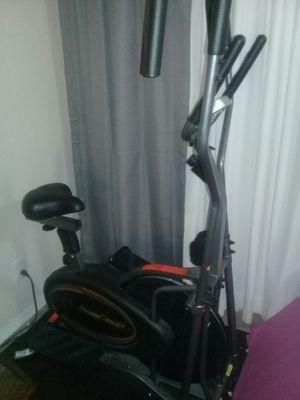 Elliptical/stationary bike combo for Sale in Everett, WA