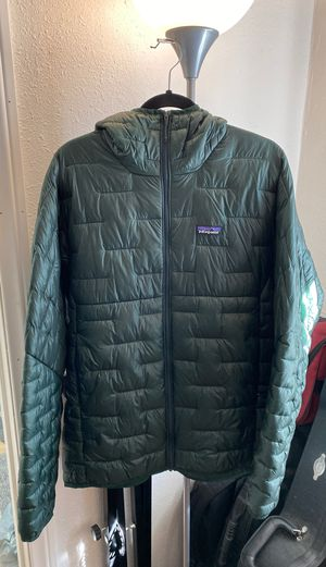 Patagonia MicroPuff - Men's Large for Sale in Oceanside, CA