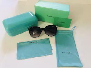 Sunglasses Tiffany & Co $100 black color for Sale in Orlando, FL