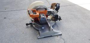 Ridgid Miter Saw for Sale in Dade City, FL