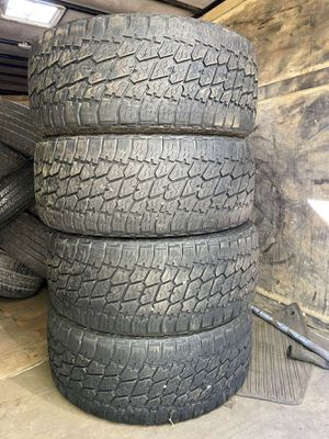 Used Nitto LT 285-50-22 for Sale in Raleigh, NC