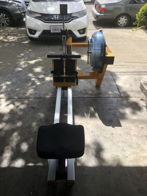Fluid Rower Rowing Machine for Sale in San Francisco, CA
