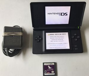 Nintendo ds lite with game tested and works for Sale in Lutz, FL