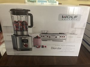 Wolf blender for Sale in San Diego, CA