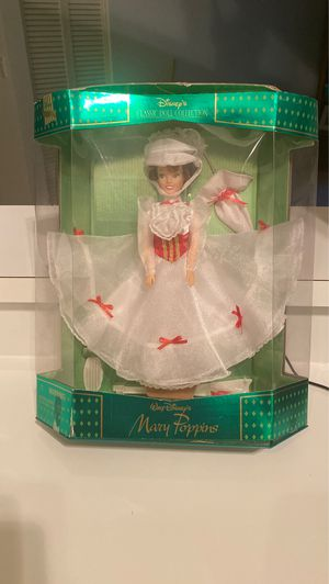 Disney Classic Mary Poppins Original Barbie Doll for Sale in Naples, FL