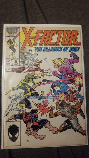 X factor #5 (7.0) for Sale for sale  Union City, NJ