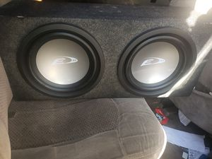 Alpine 10inch type E subwoofers for Sale in Huntington Park, CA