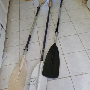 Kayak Paddles for Sale in Austin, TX