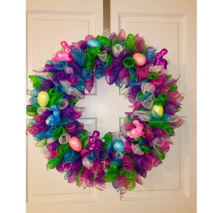 EASTER WREATHS🐣💚💜💛 for Sale in Fresno, CA