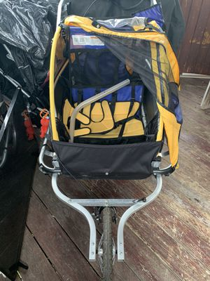 Double seat Bike trailer Burley D'lite for Sale in Calverton, MD
