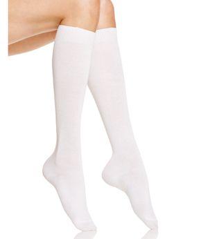 HUE Women's Knee-High Socks White, 9-11 for Sale in Norfolk, VA