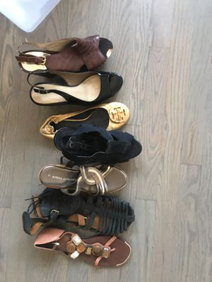 Size 7 shoes for Sale in Denver, CO