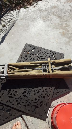 WW2 Army stretcher/cot for Sale in Tarpon Springs, FL