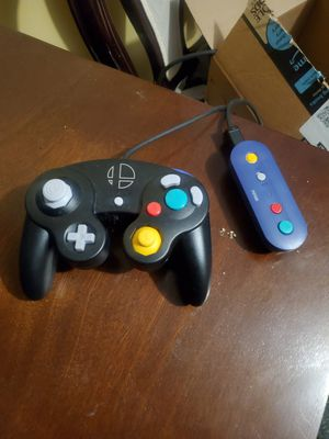 Nintendo switch gamecube controller and adapter! for Sale in Bloomfield, CT