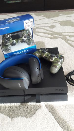 ps4 Bundle for Sale in Inglewood, CA