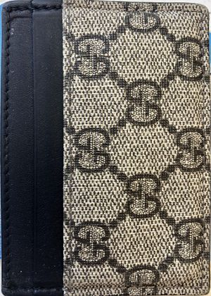 Authentic Gucci wallet/ money clip for Sale in Fairfield, CA
