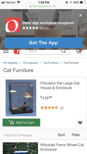 3 tier pet kennel for Sale in Jersey Shore, PA