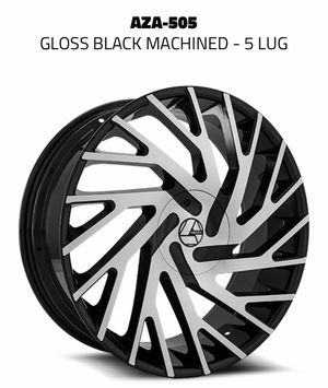 Azara 24 Inch Rims for Sale in Fort Walton Beach, FL