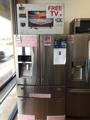 REFRIGERATOR NEW 💥FREE TV💥 for Sale in Houston, TX
