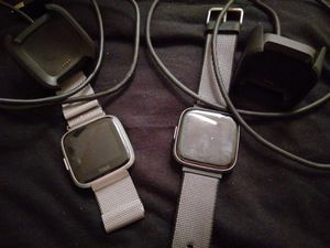 Fitbit versa 2 with alexa for Sale in Little River, SC