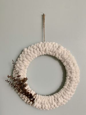 Cozy modern wreaths for Sale in Traverse City, MI