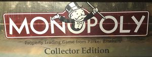 Monopoly Star Wars Episode 1 Collector Edition 3D Game board from 1999, brand new sealed for Sale in Yorba Linda, CA