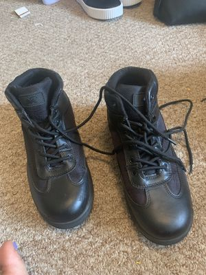 Size 7 work boots for Sale in Washington, DC