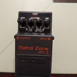 Boss Metal Zone for Sale in Miami, FL