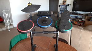 Guitar hero drums for Sale in Highland, CA