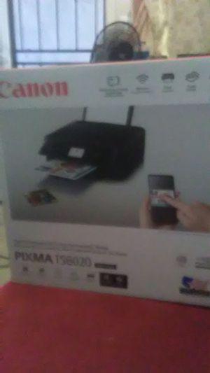 Canon all in one printer for Sale in Santa Clara, CA