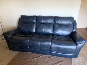 Sofa with recliner for Sale in Fremont, CA