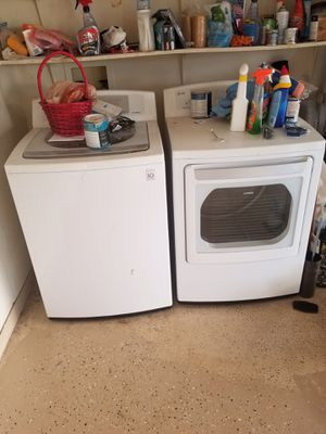 Washer and Dryer for Sale in Coppell, TX