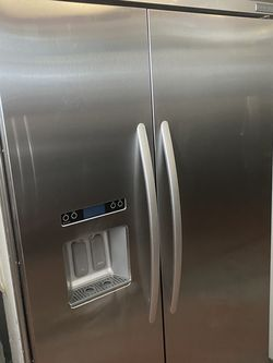 "KitchenAid 48"" Built In Refrigerator Stainless Steel for Sale in Los Angeles,  CA"